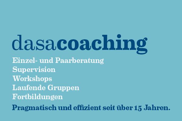Coaching, Karrierecoaching, Transaktionsanalyse, dasacoaching, Paarberatung